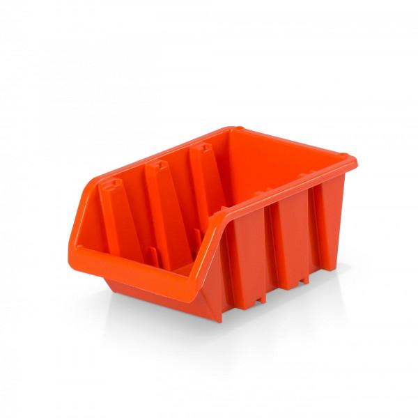 Lagerbox Größe 2 - rotbraun 10 x 15,5 x 7 cm